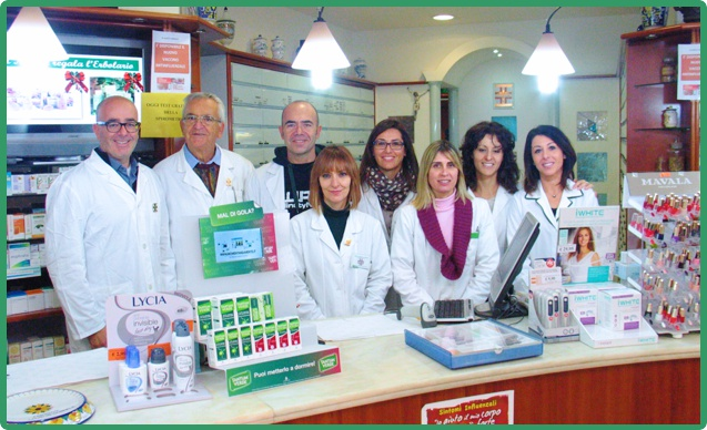 Staff Farmacia Lauri